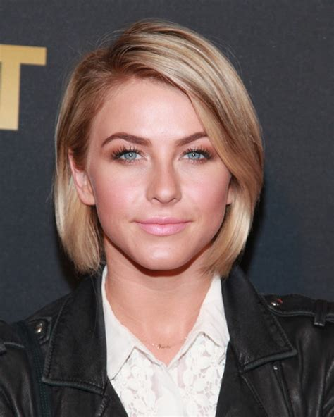how to get julianne houghs bob julianne hough bob julianne hough hair looks stylebistro
