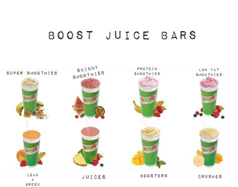 Boost Juice Detox boost juice bars evening with boost juice bars get fit
