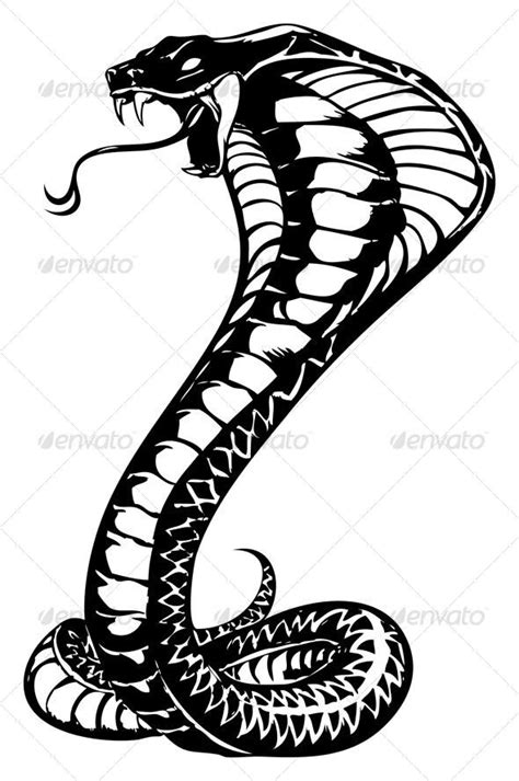 tribal snake tattoo designs pin by mac on 02c01 平面 眼鏡蛇 cobra snake