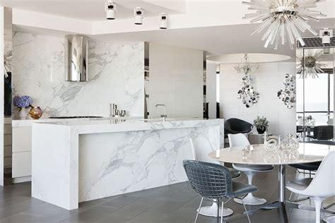 marble kitchen island interior design ideas