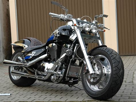 Motorrad Transport Leipzig by Leipzig Suzuki Vl 1500 Intruder Custom Thunderbike Umbau