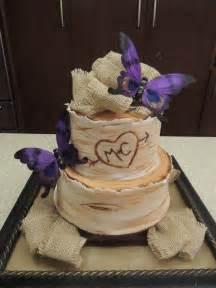 Rustic Bridal Shower Cakes rustic bridal shower cake wedding inspirations