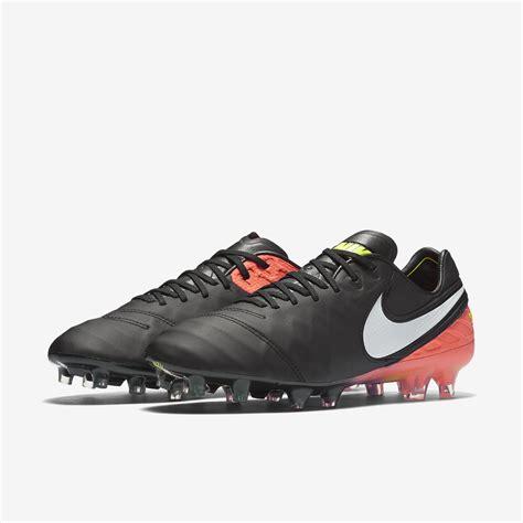 Nike Tiempo Legend Vi Fg Volt nike tiempo legend vi fg lightning pack black hyper orange volt white football