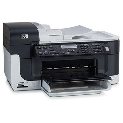 Hp J3608 All In One Printer officejet j3608 printer phone copier scanner cb070a printer labels