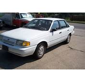 1991 Ford Tempo  Overview CarGurus