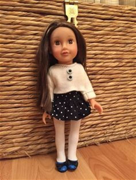 Design A Friend Doll Little Sister | chad valley design a friend wedding dress outfit chad