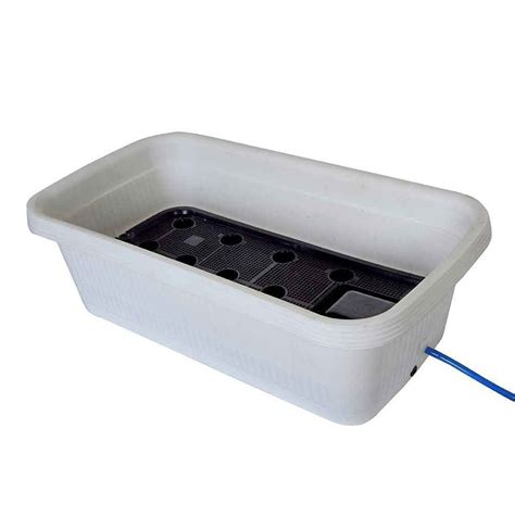 Self Watering Planter Box by Self Watering Planter