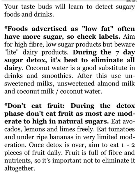Best Foods To Eat During A Sugar Detox by Diabetes Ebook No Sugar Diet Complete 7 Day Detox Plan 27