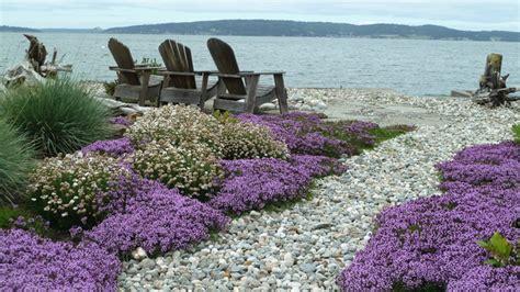 Blue Bar Stools Kitchen Furniture coan waterfront landscape camano island wa traditional