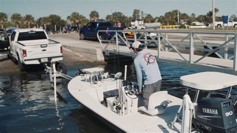 how to launch a boat by yourself quickest way to launch a boat by yourself youtube