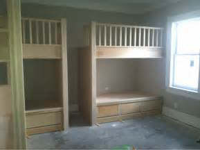 Built In Bunk Bed Plans Northern Tool Houston Plans For Building Built In Bunk Beds Diy Wooden Playset Plans