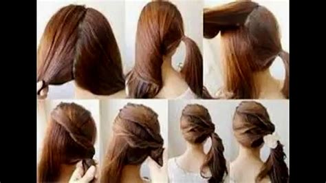 easy and beautiful hairstyles step by step hairstyles for girls driverlayer search engine