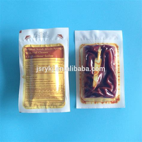 City Color Brush Cleaning Sponge T 0001 disposable surgical scrub brush buy surgical