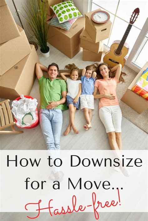 tips for downsizing and moving to a new area schell brothers blog the 25 best downsizing tips ideas on pinterest