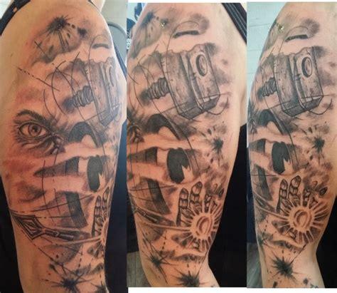 tattoo bras femme