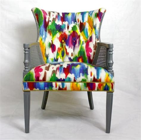 Colorful Accent Chair 11 Chic Accent Living Room Chair Designs Interioridea Net