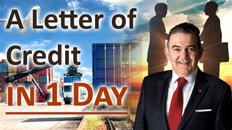 How To Open Letter Of Credit Bank how to open a letter of credit in 1 day with swiss banks