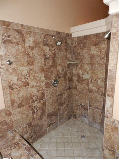 In Showers by Walk In Shower Bathroom