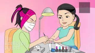 anjelah johnson nail salon animated by homeinvasion tv 16 best opi masquerading as opi images on opi