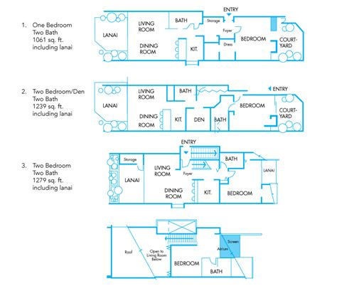 Honua Kai Floor Plans by Pono Kai Resort Floor Plans Meze Blog