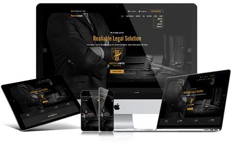 bootstrap themes lawyer lawyer premium bootstrap theme gridgum