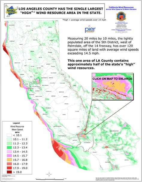 california map resources california wind resource map energy options