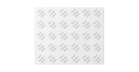 Make Your Own Wrapping Paper - create your own tile pattern wrapping paper zazzle
