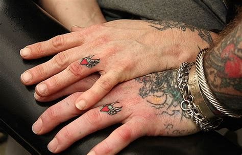 ring finger tattoo ideas for couples beautiful wedding ring tattoos