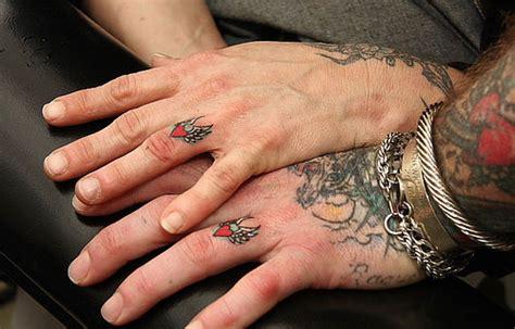 tattoo ring ideas beautiful wedding ring tattoos