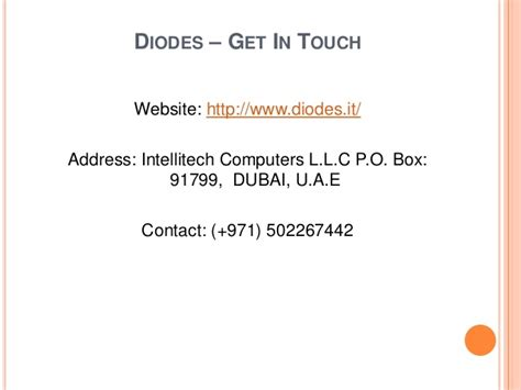 diodes uae app development companies in uae our list of top 5