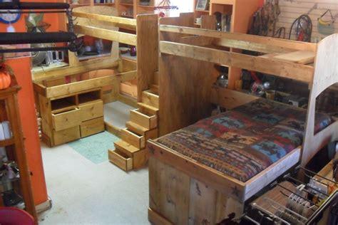 Handmade Bunk Beds - handmade bunk beds loft beds bunk beds