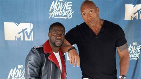 kevin hart and dwayne johnson kevin hart vs dwayne johnson s height weight how tall