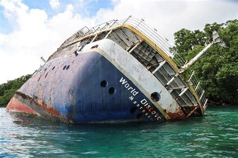 boat sinking by miller ferry 15 amazing shipwrecks boat graveyards and abandoned