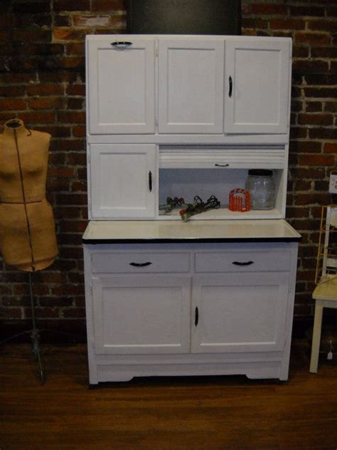 Antique Kitchen Cabinet With Flour Bin | antique vintage hoosier cabinet kitchen w flour bin
