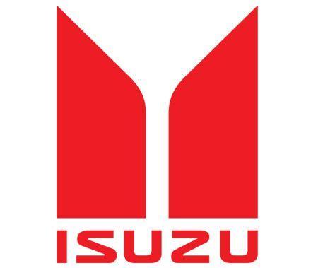 logo isuzu logo isuzu vector dan gambar logo