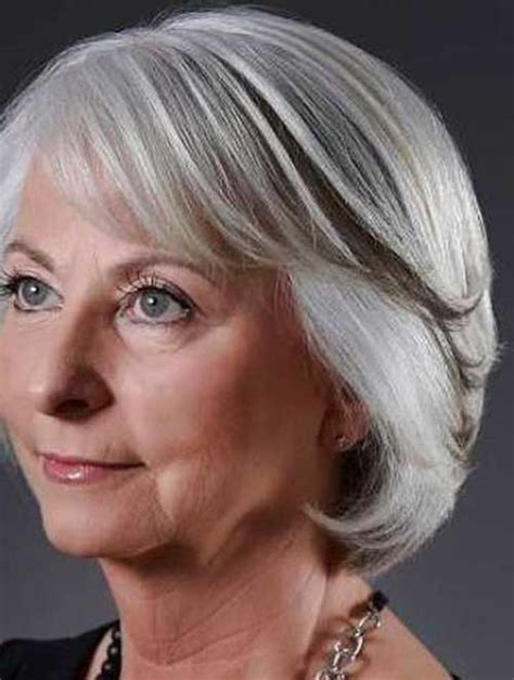 hairstyle for 60 something 20 short haircuts for over 60 short bob hair short bobs