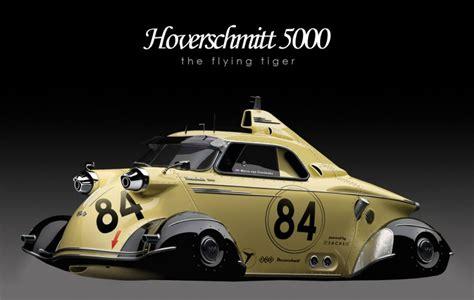 le macchine volanti macchine volanti l improbabile hoverschmitt 5000 di un