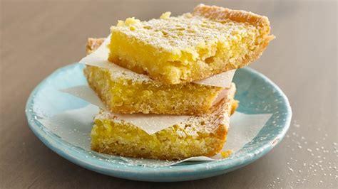 So-Easy Lemon Bars Recipe - Pillsbury.com Lemon Dessert Bars
