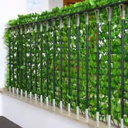 terrasse zaun chestha design hochbeet balkon