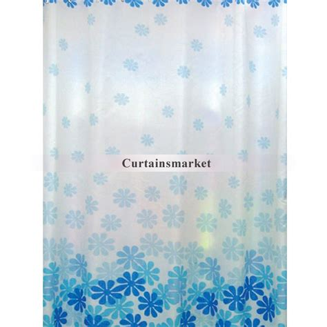 blue floral shower curtain fresh and funny blue floral shower curtains