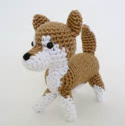 Dachshund Bed Amidogs Shiba Inu Crochet Amigurumi Flickr Photo Sharing