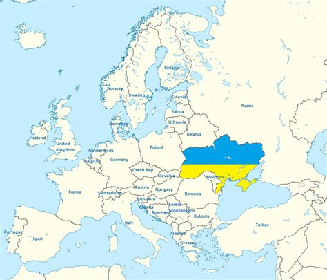 map ukraine europe events in ukraine threaten both the international rule of