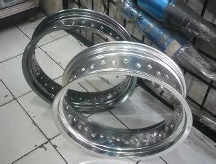 Baros Handgrip Baros Ring Gold modifikasi vixion pake velg jari2 ruji