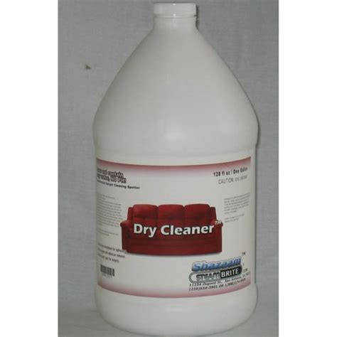 dry clean upholstery shazaam dry cleaning solution 1 gallon dry cleaner