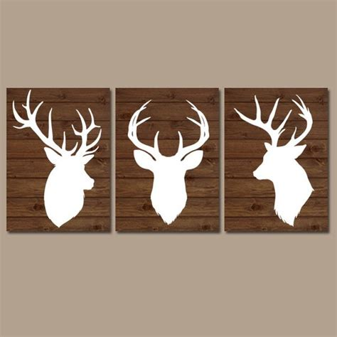 Wandtattoo Kinderzimmer Reh by Deer Wall Deer Nursery Canvas Or Prints Baby Boy