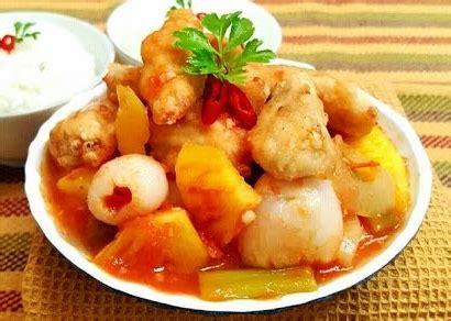 membuat saus cakwe cara membuat ayam kuluyuk saus leci nanas mudah dan sedap