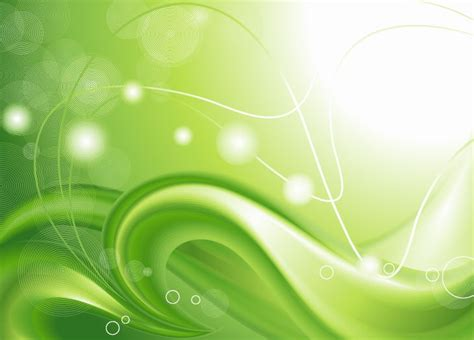 wallpaper bintang hijau abstract green curves background vector graphic free