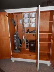 Vacuum Cleaner Storage Cabinet 25 Best Ideas About Vacuum Storage On Mud Rooms Vacuums And Ikea Closet Storage