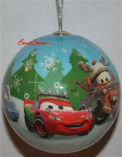 disney pixar cars lightning mcqueen tow mater ball