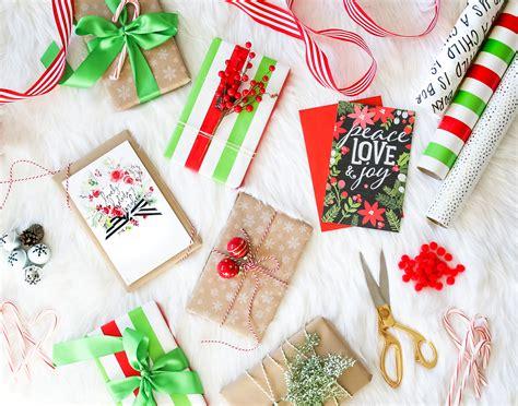 elegant holiday gift wrap ideas diary   debutante